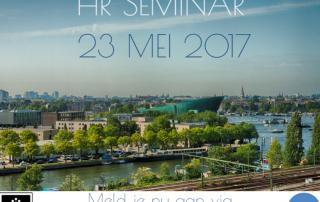HR Seminar 2017, aanmelding