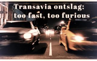 Transavia ontslag
